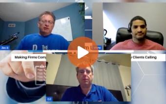 30 Minute Microsoft Teams Deep Dive – Part 1 | No Law Firm Left Behind Live!