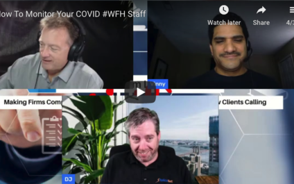 How To Monitor Your COVID #WFH Staff