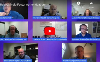 Reboot Multi-Factor Authentication