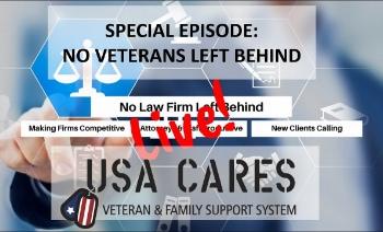 No Veterans Left Behind TODAY!