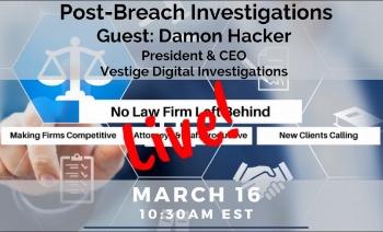 Post-Breach Investigations