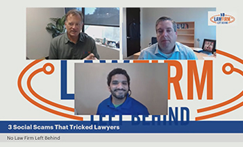 3 Social Scams That Tricked Lawyers